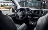 Peugeot e-Traveller 2020 - interior