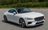 Polestar 1 2019 first drive review - static front