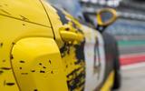 Porsche 718 Cayman GT4 Clubsport 2020 - static side