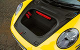Porsche 911 Carrera 4S - front boot