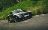 18 Porsche 911 GT3 Touring 2021 LHD UK road front