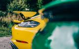Porsche Cayman GTS - rear