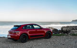 Porsche Macan GTS 2020 first drive review - static rear