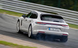 Porsche Panamera GTS Sport Turismo 2020 first drive review - track rear