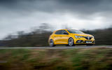 Renault Megane RS 300 Trophy 2019 UK first drive review - on the road front