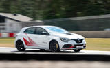 Renault Megane Trophy R 2019 first drive review - track front
