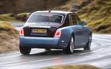 Rolls-Royce Phantom - hero rear