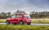 Skoda Citigo-e iV 2020 UK first drive review - on the road side
