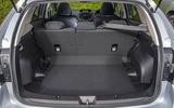 Subaru Impreza 2018 UK review boot space