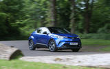 Toyota C-HR 2018 long-term review on the road front