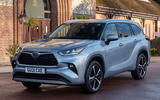 18 Toyota Highlander 2021 UK first drive review static