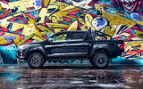 Toyota Hilux Invincible 50 2019 first drive review - static side