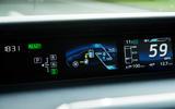 Toyota Mirai - interior