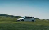 18 Volkswagen Golf GTI Clubsport 45 2021 UK FD on road side