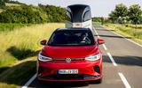 18 Volkswagen ID4 GTX 2021 FD towing front
