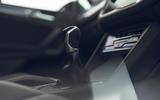 18 Volkswagen Tiguan 2021 UK FD gearstick