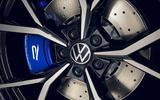 Volkswagen Tiguan R - wheel