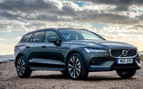 Volvo V60 Cross Country 2019 UK first drive review - static front