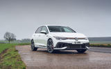 18 VW Golf GTI Clubsport 2021 UK first drive review static
