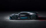Bugatti Divo side high