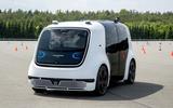 Volkswagen's driverless car technology