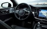 Volvo S60 Polestar Engineered dash