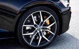 Volvo S60 Polestar Engineered wheel