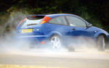 Ford Focus RS 2002 - tracking side