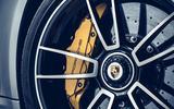 Porsche 911 Turbo S 2020 - brake callipers