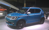 Suzuki Ignis at the Paris motor show 2016 - show report and gallery