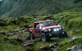 Jeep Gladiator in New Zealand