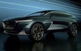 18 Lagonda All Terrain Vision concept