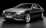 Mercedes Maybach S-Class facelift