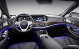 Mercedes Maybach S-Class facelift