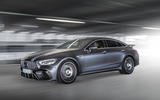 630bhp Mercedes-AMG GT 4-door Coupé