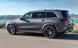 New Mercedes-Benz GLS - rear 3/4