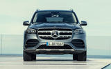 New Mercedes-Benz GLS - front end