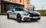 Abarth 124 GT review 2018 static