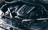 19 Alpina XB7 2021 UK first drive review engine