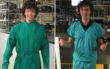 Aston scrubs