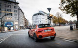 Audi A1 Citycarver 2019 first drive review - cornering rear