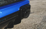 Audi R8 2019 - exhaust