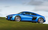 Audi R8 RWD 2020 UK first drive review - on the road side