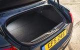 Audi TT Roadster 2019 UK first drive review - boot