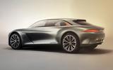 Bentley EV render
