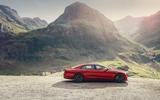 19 Bentley Fyling Spur V8 2021 UK review static