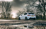 19 BMW 1 Series 128ti 2021 UK first drive review static