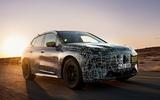 BMW i-Hydrogen Next - hero front