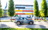 BMW X1 25d 2019 first drive review - on the road side