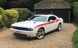 Dodge Challenger - front